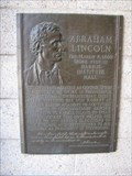 Image for Lincoln Speech - Woonsocket, Rhode Island