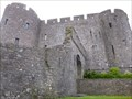 Image for Pembroke Castle - Ruin - Pembrokeshire, Wales. Great Britain.