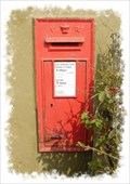 Image for Victoria Post Box - South Road, Kingsdown, Kent, UK.