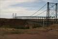 Image for Cameron Suspension Bridge - Cameron, AZ