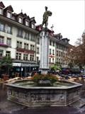Image for Bärenplatzbrunnen - Bern, Switzerland