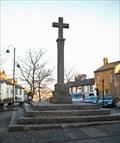 Image for Market Place Cross - Dalton, Cumbria UK