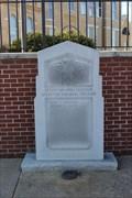 Image for Afghanistan-Iraq War Memorial -- Saline County Veteran's Plaza, Benton AR