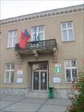 Image for Vlajka obce - Dolni Kounice, Czech Republic