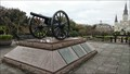 Image for 1861 Parrott Rifle cannon - New Orleans, Louisiana, USA