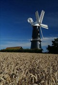 Image for Sibsey Windmill Near Boston England