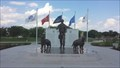 Image for Military Working Dog Teams National Monument - Lackland Air Force Base, San Antonio, TX