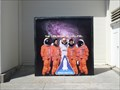 Image for The Universe Is Calling Photo Cutout - Kennedy Space Center