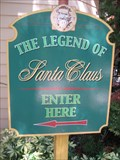 Image for The Legend of Santa Claus - Cypress Gardens, FL