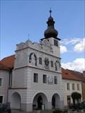 Image for Stará radnice, Volyne, ST, CZ. EU