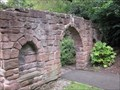 Image for St Michaels Church Ruin, Grosvenor Park, Chester, Cheshire, England, UK