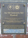 Image for Our Old Community Bell - Woodruff, UT