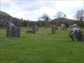 Image for Altar & Stone Circle - Beacons National Park - Wales, Great Britain.