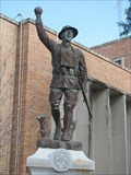 Image for Spirit of the Doughboy - Lufkin, TX
