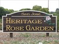 Image for Heritage Rose Garden - San Jose, California