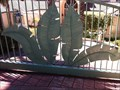 Image for Palm Fronds Gate - Santa Cruz, CA