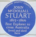 Image for John McDouall Stuart - Campden Hill Square, London, UK
