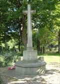 Image for Ecclesiaticus 44:1-15 – Cross of Sacrifice in Undercliffe Cemetery – Bradford, UK