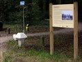 Image for First ANWB Mushroom signpost for cyclists