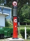 Image for Lavery's Vintage Gas Pump - Hampton, FL