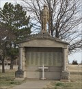 Image for Soldiers, Sailors, and Marines Memorial -- Wilson KS