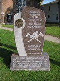 Image for Fort Edward, NY - Firefighters Memorial