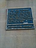 Image for Wool Exchange – Bradford, UK