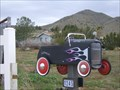 Image for Hotrod Truck Mailbox - Acton, CA