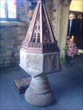 Image for Baptism Font, St David - Davidstow, Cornwall