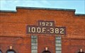 Image for 1923 - I.O.O.F -382 - Fredonia NY