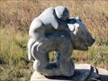 Image for Witch Doctor Riding on a Hyena, Chapungu Sculpture Park - Loveland, CO