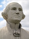 Image for Bust of George Washington - American Statesmanship Park - Houston, TX