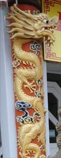 Image for Chinese Dragons -- Mühlstraße, Betzingen, Germany, BW