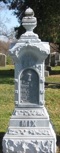 Image for Mix  -  Homeland Cemetery - Rootstown, OH