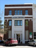 Image for First National Bank - Brenham Downtown Historic District - Brenham, TX
