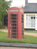 Image for Red  Telephone Box - Barrington - Camb's