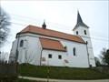 Image for kostel Navštívení Panny Marie - Kostelní Vydrí, okres Jindrichuv Hradec, CZ