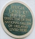 Image for Hugh Lane - South Bolton Gardens, London, UK