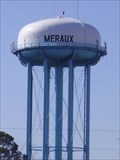 Image for The Meraux water tower.