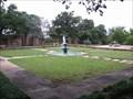 Image for Tea Garden Fountain - Top O'Hill Terrace - Arlington, Texas