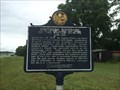 Image for Southern Boundary of the United States - Cottonwood, AL