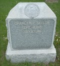 Image for Charles V Taylor - Carbondale Cemetery - Carbondale, Ks