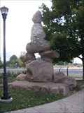 Image for Inukshuk of Fillmore, Utah