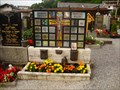 Image for Cemetery Church Arzl - Pitztal, Tyrol, Austria