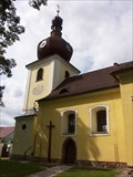 Image for Kostel sv. Mikuláše - Castrov, okres Pelhrimov, CZ