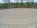 Image for Millennium Meditation Garden Labyrinth - St. Thomas the Apostle Catholic Church - Naperville, IL