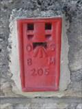 Image for Flush Bracket - The Keep Military Museum, Bridport Road, Dorchester, Dorset