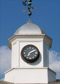 Image for Swaney Memorial Library  Clock  -  New Cumberland, WV