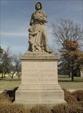 Image for The Madonna of the Trail Monument - Council Grove KS