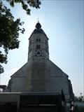 Image for Wallfahrtskirche Sankt Maria Himmelfahrt - Bogenberg, Lk Straubing-Bogen, Bavaria, Germany